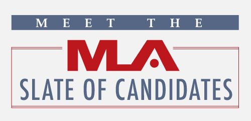 MLA 2018/19 MLA Election Candidates Announced