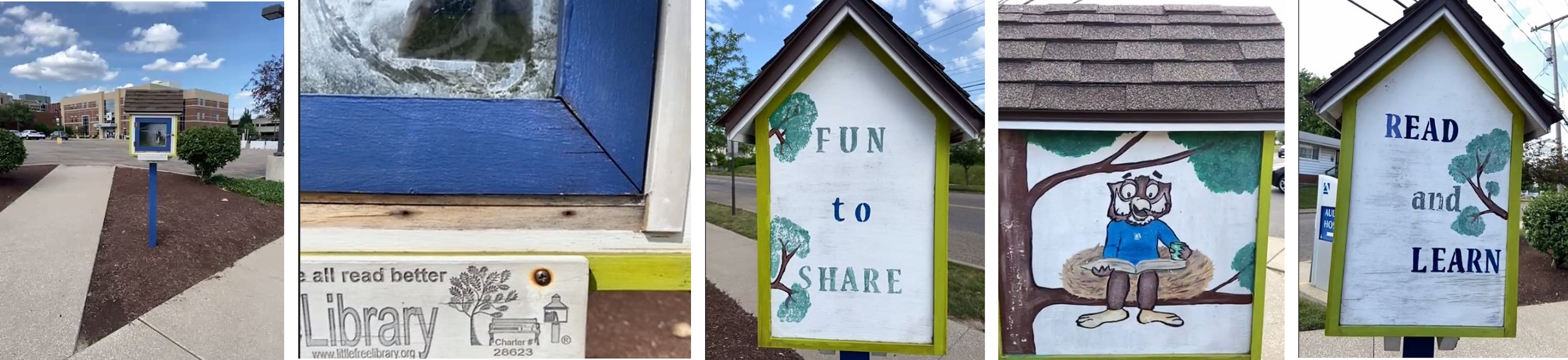 Little Free Library: Building Community During the Pandemic