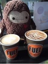 Get your Caffeine Fix at MLA '17