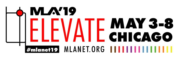 MLA'19 Elevate, May 3-8 Chicago. #mlanet19 mlanet.org